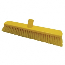 380mm Floor Brush Soft Yellow (Sold Singly)