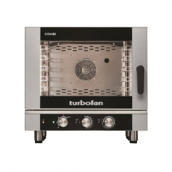 Blue Seal Turbofan 40 Series EC40M5 Combi Oven 5x 1/1GN Manual