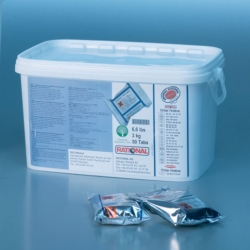 Rational Rinse Aid Tablets-Ovens Without CareControl