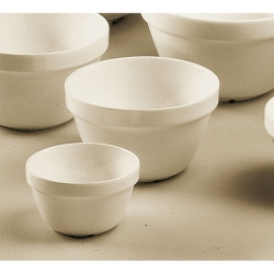 Pudding Basin Earthernware 1.5ltr 17cm (Sold Singly)