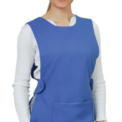 Tabard Royal Blue UK Size 16/18 (Sold Singly)