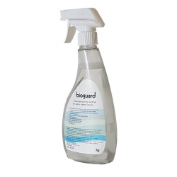 Borg And Overstrom Bioguard External Foam Descaler Spray 500ml