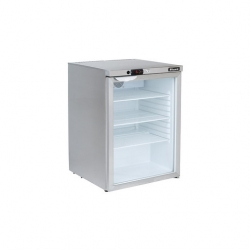 Blizzard UCR140CR Undercounter Fridge w. Glass Door
