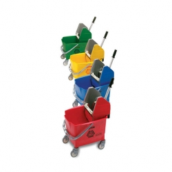 Rubbermaid Bucket Wringer Combo 25ltr Red
