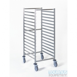 Tournus Equipement Gastronorm Storage Trolley - 15 Tier 2/1GN
