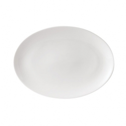 Wedgwood Connaught Plate Oval White 29cm