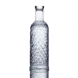 American Metalcraft Diamond Water Bottle 34oz
