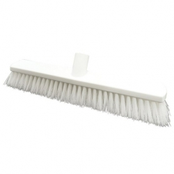 380mm Floor Brush Soft White (Sold Singly)