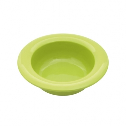 Wade Dignity Bowl Wide Rim Green 19.5cm Ceramic