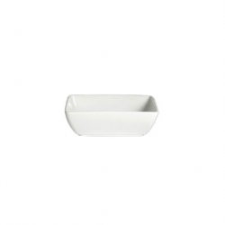 Steelite Square Bowl 13.3 x 3.8cm H 62cl