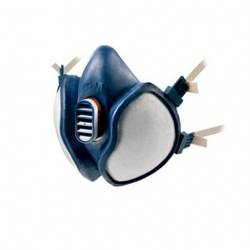 3M 4251 Valved Reusable Half Mask FFP2
