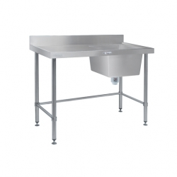 Simply Stainless 1500mm Sink
