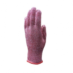 Cut Resist Red Glove S Level 5 (Sold Singly)