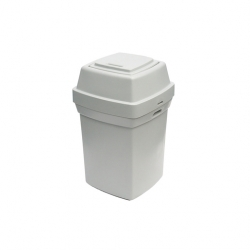 Rubbermaid Nappy Bin 65ltr Grey