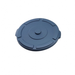 Lid for Thor round bin 166L Grey, FA355GY