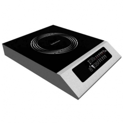 Adventys Single Ring Flat Induction Hob 2.5kw