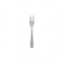 Signature Steel Bead Cake Fork
