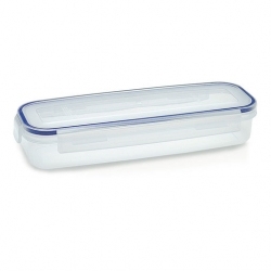 Addis Clip & Close Bacon Container 1ltr Rectangular