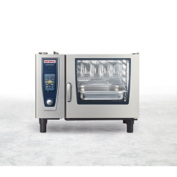 RATIONAL SCC 62 Gas Combi-oven