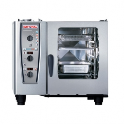 Rational CombiMaster Plus Model 61 6x1/1GN Gas