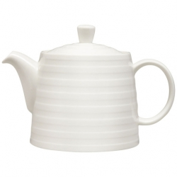 Essence Teapot - White 85cl (Sold Singly)