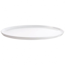 Plate Pizza / Cake White 36cm (Sold Singly)