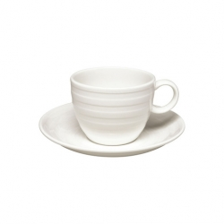 Essence Cappuccino Cup (Round) - White 25cl (6 pcs)