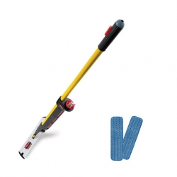 Rubbermaid Pulse Mop Kit With 2 x Wet Mopheads. (Sold Singly)