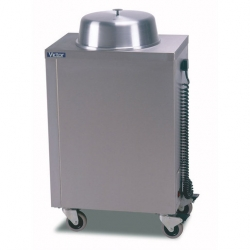 Victor Mobile Plate Dispenser Single Tube Heated
