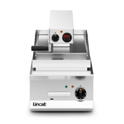 Lincat Opus 800 Ribbed Plate Electric Clam Griddle