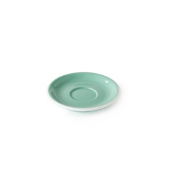 Acme and Co Acme Green 115mm Circular Saucer