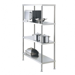 Simply Stainless 1500mm Shelving/Racking
