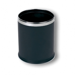 Hidden Bag Bin Black 10ltr