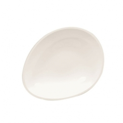 Chef And Sommelier Purity & Divinity Bowl Tear White 7.5cm