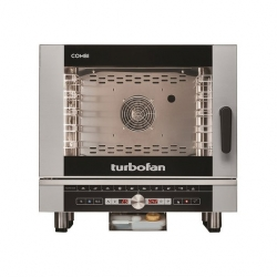 Blue Seal Turbofan 40 Series EC40D5 Combi Oven 5 x 1/1GN Touch
