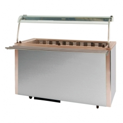Moffat Versicarte Plus VCRW4 Refrigerated Top with Gantry