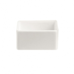 Purity & Divinity Bowl Square White 6 x 6cm (24 pcs)