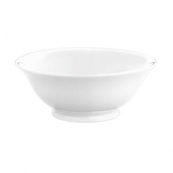 Salad Bowl White 27cm 285cl (Sold Singly)