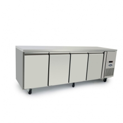 Arctica 4 Door Prep Counter