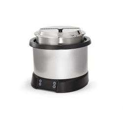 Vollrath Mirage Silver Induction Soup Kettle 10.4L