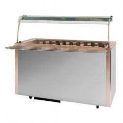 Moffat Versicarte Plus VCRW3 Refrigerated Top with Gantry