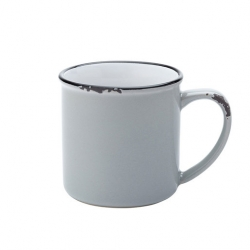 Utopia Avebury Colours Grey Mug 10oz 28cl