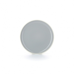 Revol Color Lab Dessert Plate Stratus Grey 20cm
