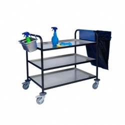 EAIS Cleaners Trolley