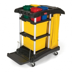 Rubbermaid Locking Door Kit For Cleaning Cart