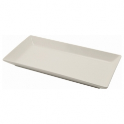 Royal Genware Fine China Rectangular Dish 30cm 12 (3 pcs)