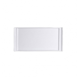 Steelite Rectangle Tray Handled 30 x 14.5cm