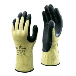Globus Showa S-Tex KV3 Cut Level 5 Kevlar Gloves