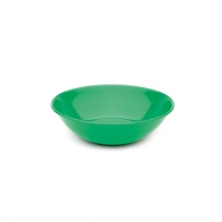 Bowl Emerald Green 15cm Polycarbonate (Sold Singly)