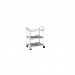 Cambro Trolley 3 Tier Grey Frame (Sold Singly)